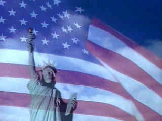 Sternenbanner der USA